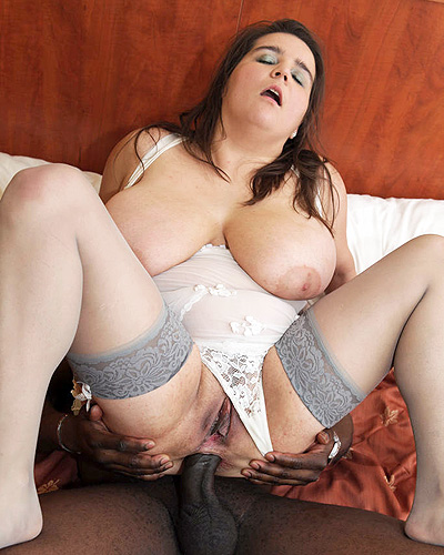 Deborah Diamond Gets A Taste Of BBC